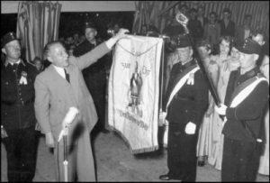Bannerweihe 1945