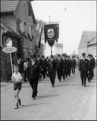 Seit 1969 freundschaftliche Beziehungen zur Freiwilligen Feuerwehr Schwabenheim