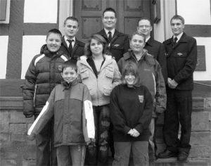 Jugendfeuerwehrausschuss 2007